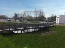 Aulnoy-Lez-Valenciennes (La route de l'eau)
